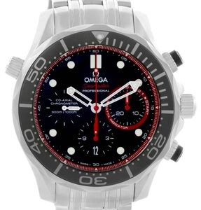 Omega OMEGA Seamaster Diver ETNZ Limited Edition Watch 212.32.44.50.01.001