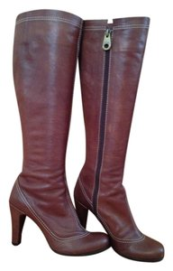Marc by Marc Jacobs Knee-high Brown Boots