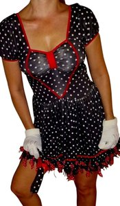 Dreamgirl Halloween Dance Theatre Minnie Mouse Sexy Happy Mickey Mouse Style Fashion Fashionista Ebay Shoechic30 Model Dress