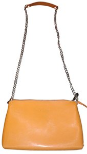 Pulicati Leather Made In Italy Cross Body Bag