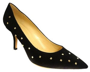 Kate Spade Pump Fur Black Pumps