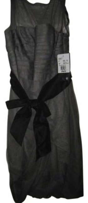 Preload https://item2.tradesy.com/images/vera-wang-charcoal-vw360037-above-knee-cocktail-dress-size-4-s-128161-0-0.jpg?width=400&height=650