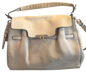 Salvatore Ferragamo Satchel in Nude / Camel