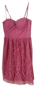 American Eagle Outfitters short dress Rose on Tradesy