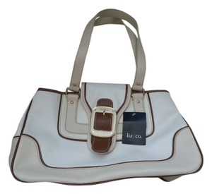 Liz & Co. Leather Shoulder Bag