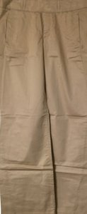 Genetic Denim Wide Leg Pants Tan/Khaki