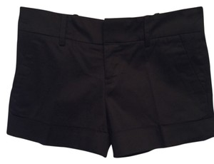 Club Monaco Dress Shorts Black