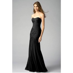 Watters Black Dress