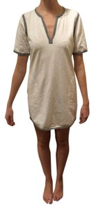 J.Crew short dress White Cover-up on Tradesy