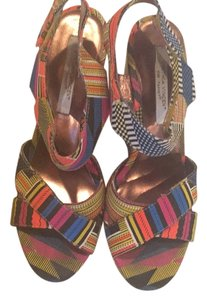 Cynthia Vincent for Target Multi color Wedges