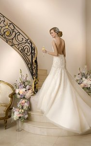 Essense Of Australia Stella York 6023 Wedding Dress