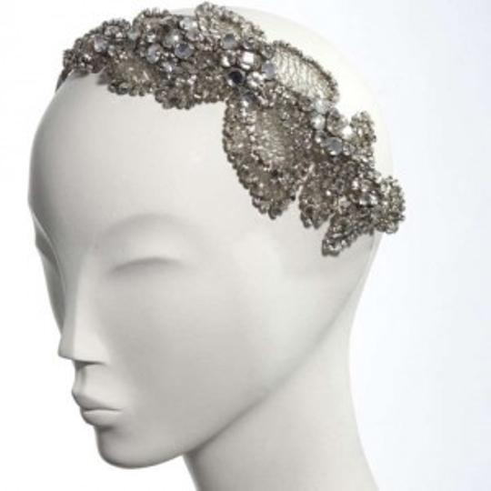 Jenny Packham Silver Acacia Headdress Ii Hair Accessory