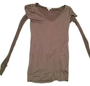 Sweetees Top Dark Grey