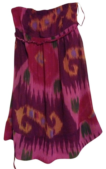American Eagle Outfitters short dress Pink on Tradesy