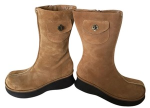 BC Footwear Colored Trendy Camel Boots