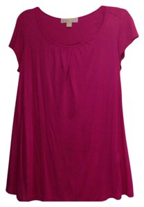 Michael Kors Top Fuschia