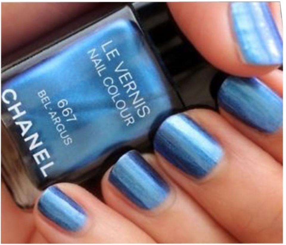 Chanel Bel-argus Nail Polish Le Vernis Limited Edition Sold Out ...