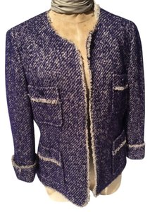 Talbots Purple Blazer