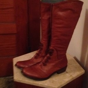 Biviel Saddle/cognac/golden Boots