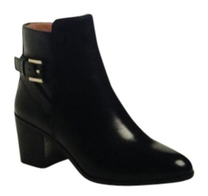 Description: Louise et Cie 'Zalia' Ankle Bootie (Women) (Nordstrom Exclusive) black Boots