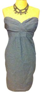Volcom short dress Chambray on Tradesy