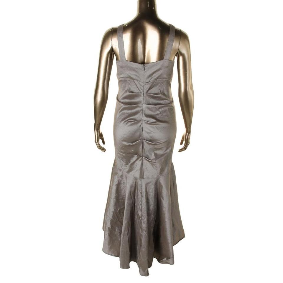 R & M Richards New Without Tags Womens Gray Embellished Mermaid ...