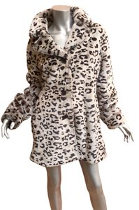 Fur Faux Fur Faux Jacket Fur Coat