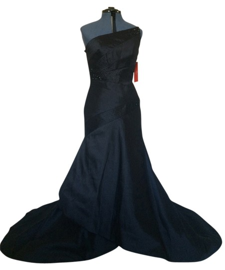 new Monique Lhuillier Black Ball Gown Prom Dress - 63% Off Retail ...
