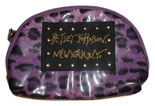 Betsey Johnson Betsey Johnson Small Wristlet /Coin Wallet Purse