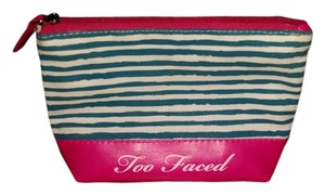 Too Faced Too Faced Striped Cosmetic Bag