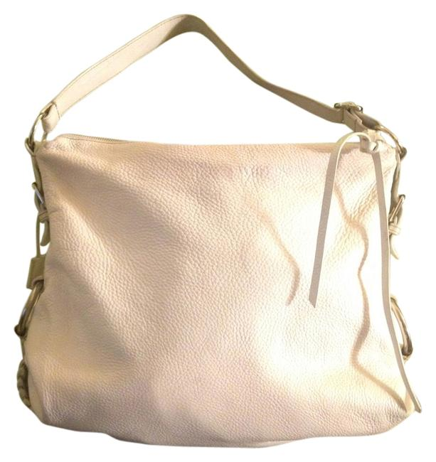 Item - Ivory Leather Tote