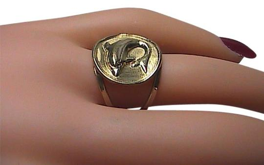 Preload https://item1.tradesy.com/images/10k-yellow-gold-dolphin-solid-ring-1282730-0-0.jpg?width=440&height=440