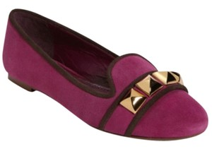 Tory Burch Red Wine Flats