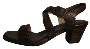 Umberto Raffini Brown Sandals