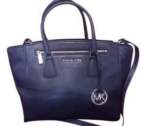 Michael Kors Sophie Sophie Sophie Satchel in NAVY BLUE
