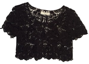 Lovely Day Top Black