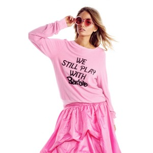 Wildfox Barbie Limited Edition Bbj Jumper Sweater