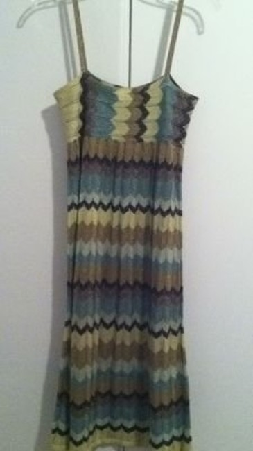 Multi Maxi Dress by H&M