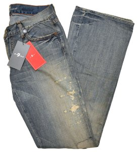 7 For All Mankind Bootleg Boot Cut Jeans