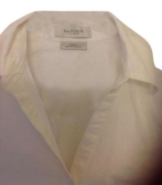 Van Heusen Top White
