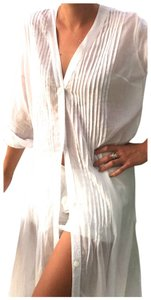 White Maxi Dress by Beach Bohemian/Cover Up Or Beach Causal Dress-ON SALE Summerwear Long Cover Summer Lounger