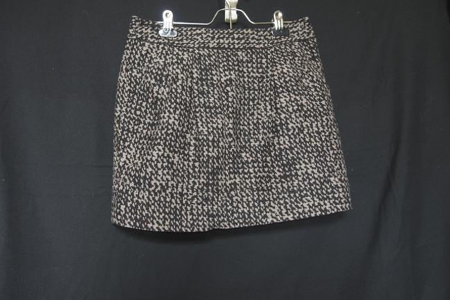 Gap Skirt Black and Cream