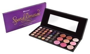 BH Cosmetics BH Cosmetics 39 Color Special Occasion Eyeshadow and Blush Palette - Set