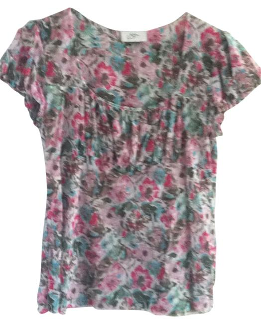 Preload https://img-static.tradesy.com/item/128348/ann-taylor-loft-floral-print-night-out-top-size-12-l-0-0-650-650.jpg