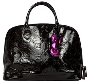 Hello Kitty Patent Leather Shoulder Bag