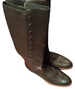 Cole Haan Olive Boots