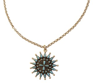 Lucky Brand BRAND NEW! Lucky Brand Squash Blossom Long Pendant Necklace