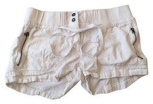 Ashley By 26 International Mini/Short Shorts White
