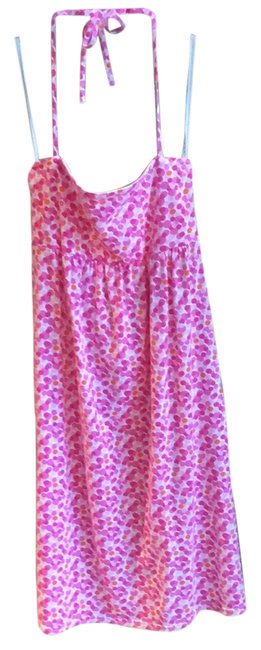 Preload https://item3.tradesy.com/images/lilly-pulitzer-pink-bandeauhalter-knit-knee-length-short-casual-dress-size-4-s-12836992-0-1.jpg?width=400&height=650