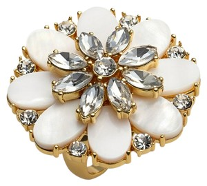 Kate Spade Kate Spade New York Bungalow Bouquet Cocktail Ring